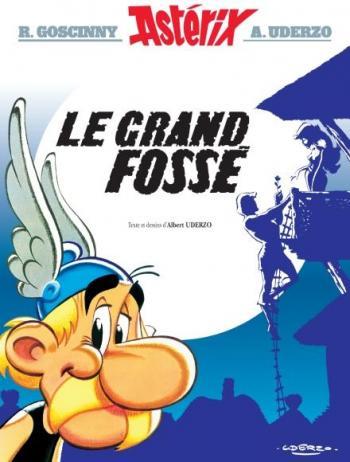 Couverture de l'album Astérix - 25. Le Grand Fossé