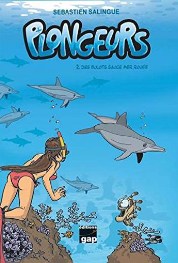 Couverture de l'album Plongeurs - 2. Des bulots sauce mer rouge
