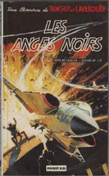 Couverture de l'album Tanguy et Laverdure - 9. Les Anges noirs