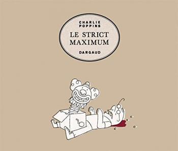 Couverture de l'album Le Strict Maximum (One-shot)