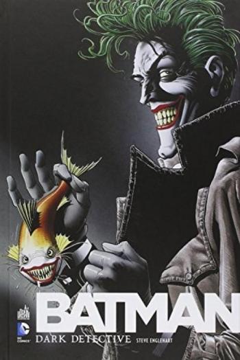 Couverture de l'album Batman - Dark Detective (One-shot)