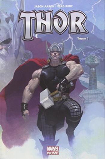 Couverture de l'album Thor - Dieu du tonnerre - 1. Le massacreur de Dieux (I)