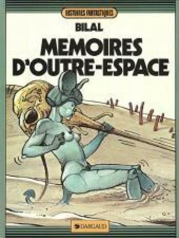 Couverture de l'album Mémoires d'outre-espace (One-shot)