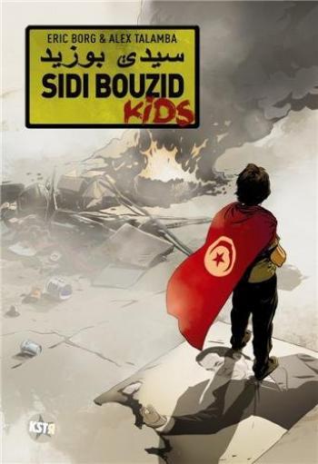 Couverture de l'album Sidi Bouzid Kids (One-shot)
