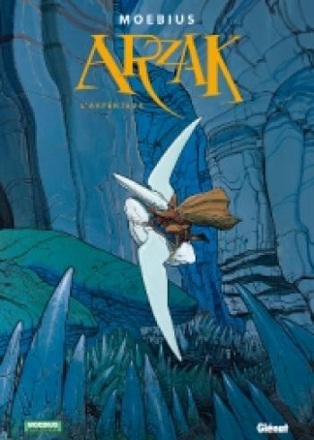 Couverture de l'album Arzak - 1. L'arpenteur