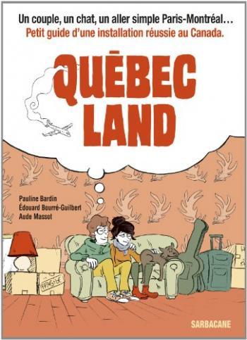 Couverture de l'album Québec land (One-shot)