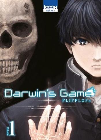 Couverture de l'album Darwin's Game - 1. Tome 1