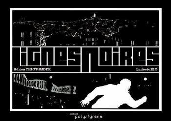 Couverture de l'album Lignes noires (One-shot)