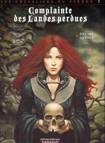 Couverture de l'album Complainte des landes perdues II - Les Chevaliers du pardon - 1. Moriganes