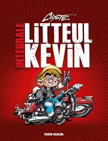 Couverture de l'album Litteul Kévin - INT. Intégrale - Tomes 1 à 7