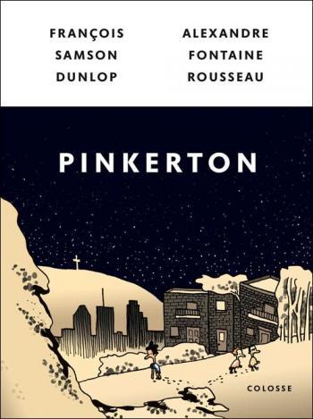 Couverture de l'album Pinkerton (Colosse) (One-shot)