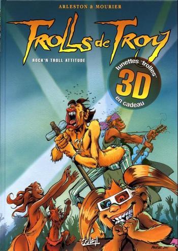 Couverture de l'album Trolls de Troy - 8. Rock'n troll attitude