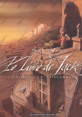 Couverture de l'album Le livre de Jack (One-shot)