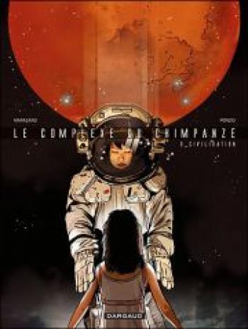 Couverture de l'album Le Complexe du chimpanzé - 3. Civilisation