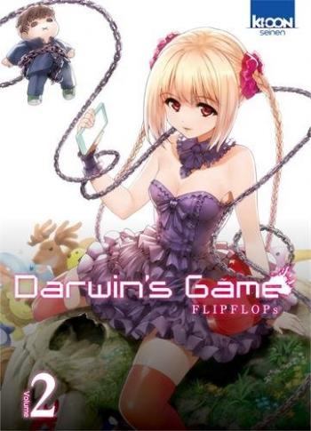 Couverture de l'album Darwin's Game - 2. Tome 2
