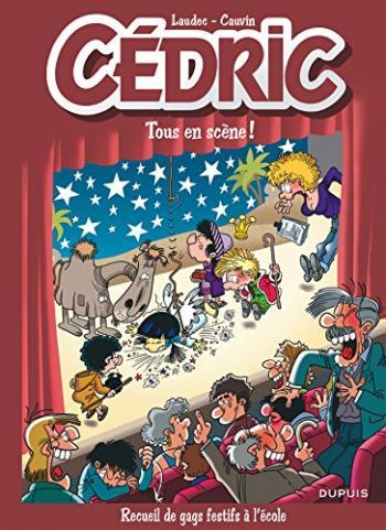 Couverture de l'album Cédric (Best Of) - 7. Tous en scène !