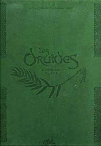 Couverture de l'album Les Druides - INT. L'Intégrale - Tomes 1 à 3