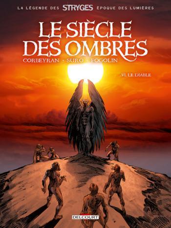 Couverture de l'album Le Siècle des ombres - 6. Le Diable
