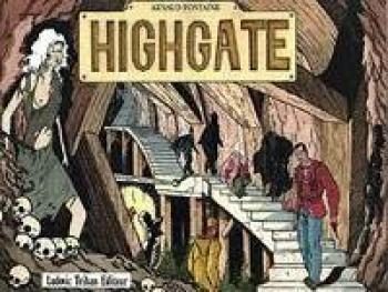 Couverture de l'album Highgate - Fontaine (One-shot)