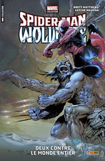 Couverture de l'album Marvel Collector - 5. Deux contre le monde entier