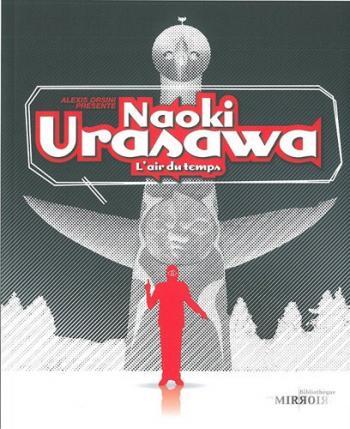 Couverture de l'album Naoki Urasawa - L'air du temps (One-shot)