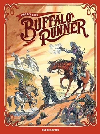 Couverture de l'album Buffalo Runner (One-shot)