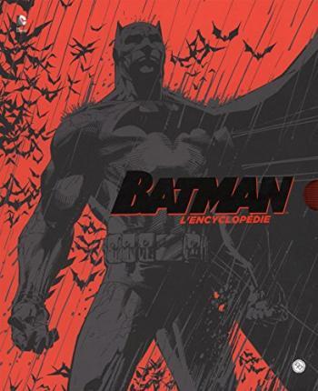 Couverture de l'album Batman l'encyclopédie : Avec 2 ex-libris 75 ANS (One-shot)