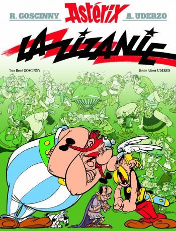 Couverture de l'album Astérix - 15. La Zizanie