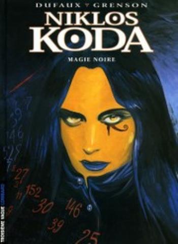 Couverture de l'album Niklos Koda - 6. Magie noire