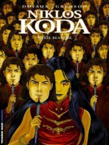 Couverture de l'album Niklos Koda - 7. Magie blanche
