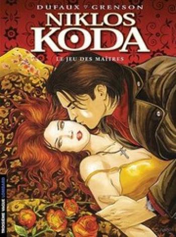 Couverture de l'album Niklos Koda - 8. Le Jeu des maîtres