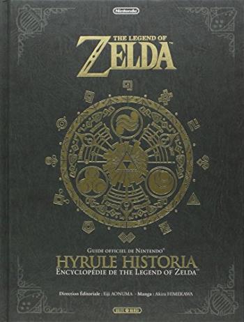 Couverture de l'album The Legend of Zelda - HS. Hyrule Historia