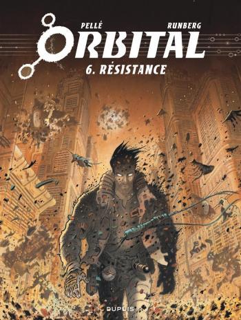 Couverture de l'album Orbital - 6. Résistance