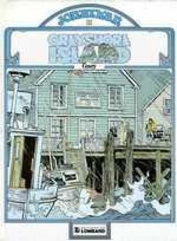 Couverture de l'album Jonathan - 11. Greyshore Island