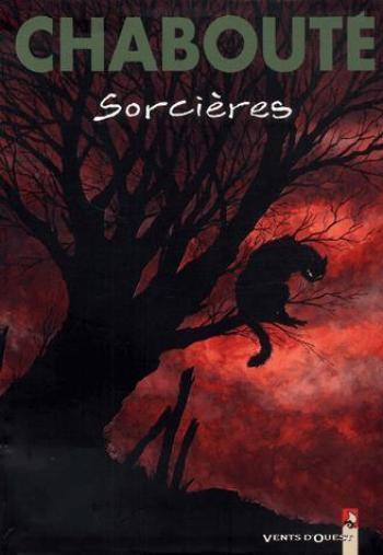 Couverture de l'album Sorcières (Chabouté) (One-shot)
