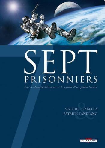 Couverture de l'album Sept - 7. Sept prisonniers