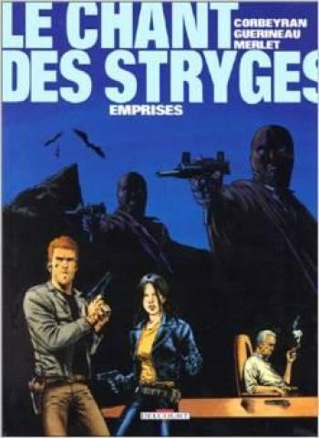 Couverture de l'album Le Chant des Stryges - 3. Emprises