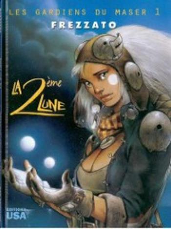 Couverture de l'album Les Gardiens du Maser - 1. La 2ème lune