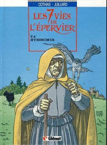 Couverture de l'album Les 7 Vies de l'Épervier - 4. Hyronimus