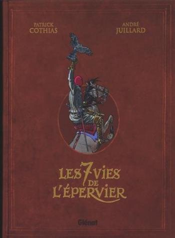 Couverture de l'album Les 7 Vies de l'Épervier - INT. Les 7 Vies de l'Epervier (Intégrale Noir & Blanc)