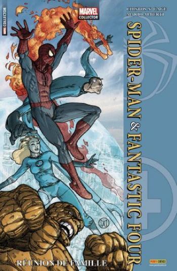 Couverture de l'album Marvel Collector - 1. Reunion de famille