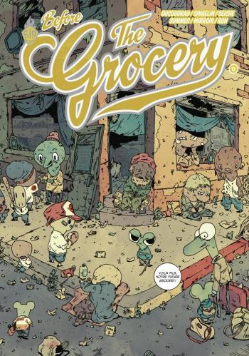 Couverture de l'album The Grocery - 0. Before the Grocery