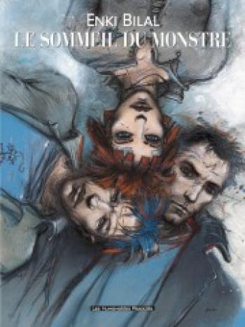 Couverture de l'album Tétralogie du Monstre - 1. Le Sommeil du monstre
