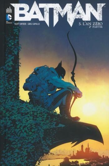 Couverture de l'album Batman (DC Renaissance) - 5. L'An Zéro - 2e partie