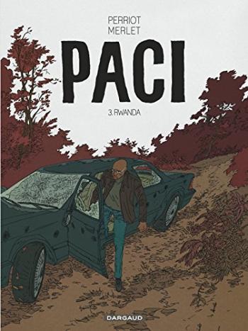 Couverture de l'album Paci - 3. Rwanda