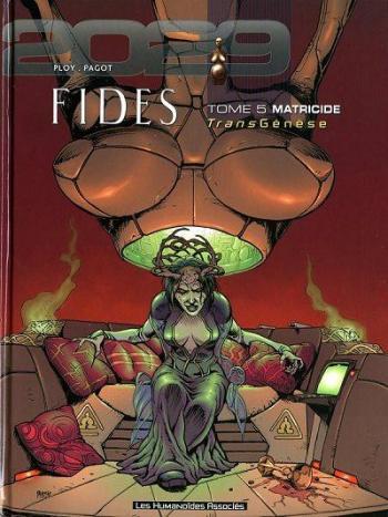 Couverture de l'album Fides - 5. Matricide