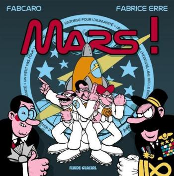 Couverture de l'album Mars ! (One-shot)