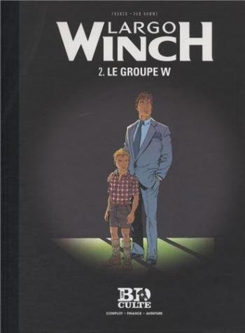 Couverture de l'album Largo Winch - 2. Le Groupe W