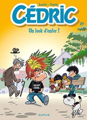 Couverture de l'album Cédric - 29. Un look d'enfer !