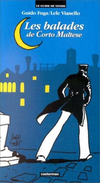 Couverture de l'album Corto Maltese - HS. Les Balades de Corto Maltese